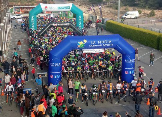 XVIII Marcha Bicicletas de Montaña La Nucía