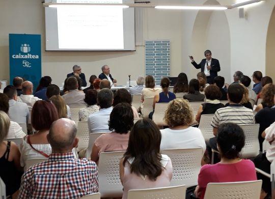 Conferencia Joaquín Maudos II