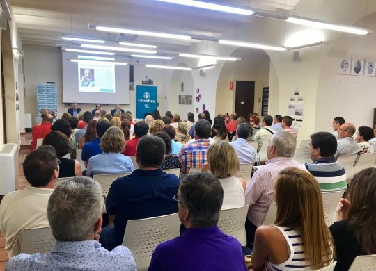Conferencia Emilio Ontiveros