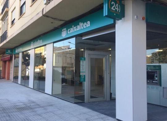 Benissa fachada II