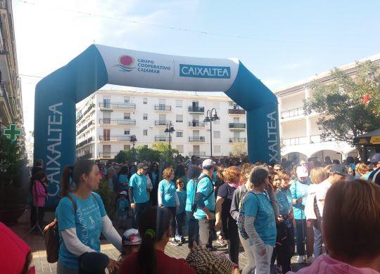 Marcha contra el cáncer III