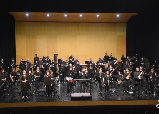 """concierto """"The Great Musicals"""""""