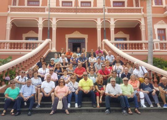 Viaje 50 aniversario Caixaltea.